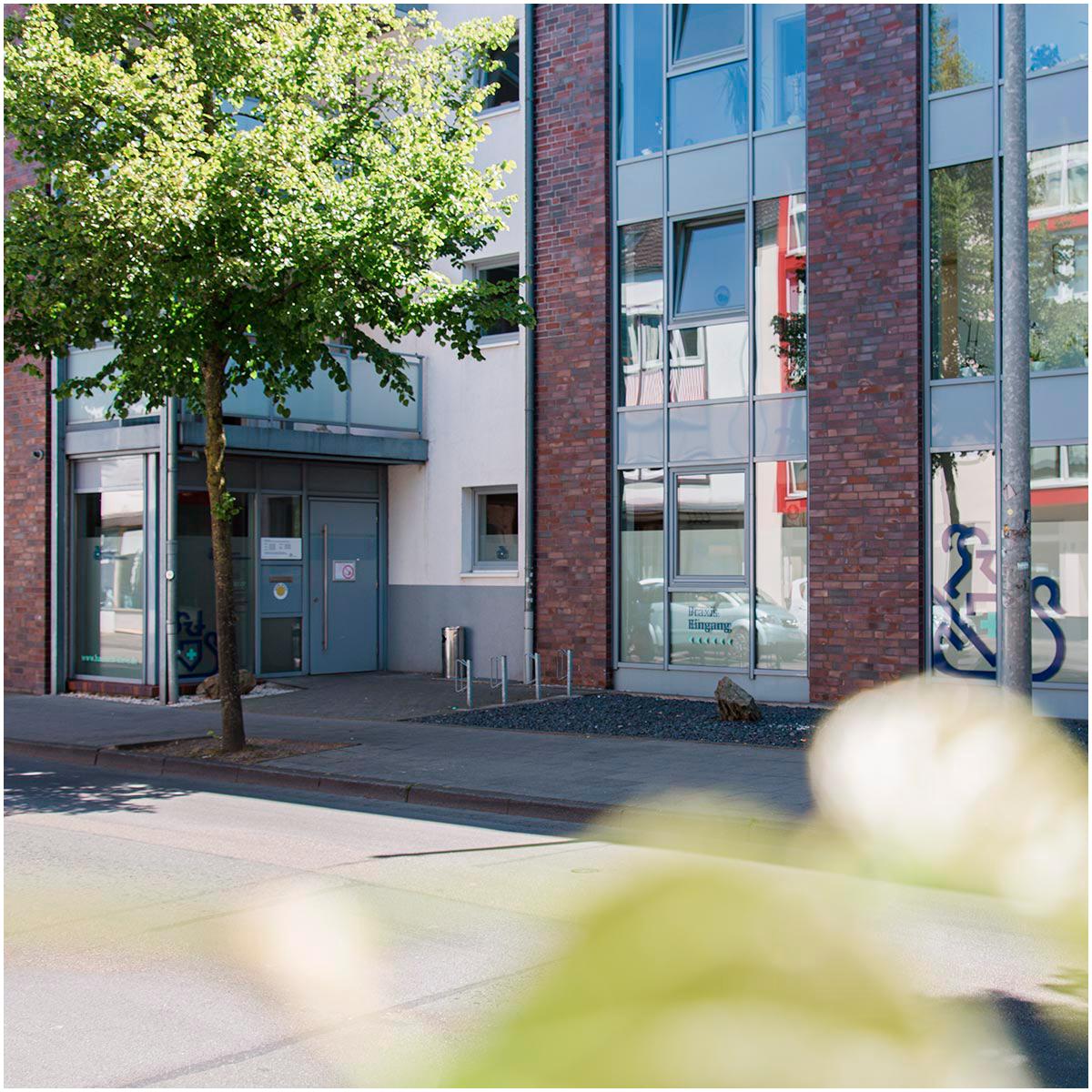 Lohengrin Hausarztpraxis in Kleve